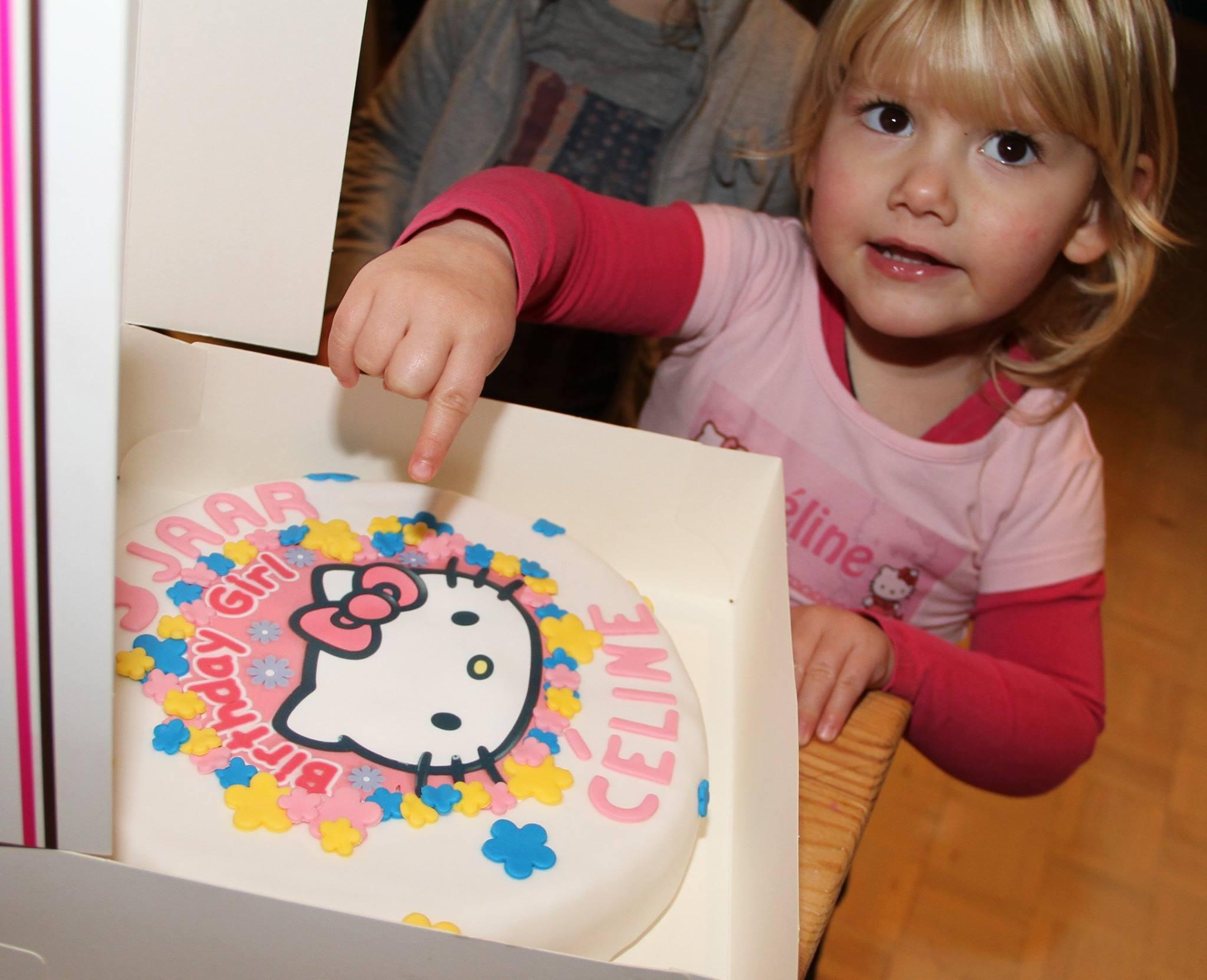 Céline taart
